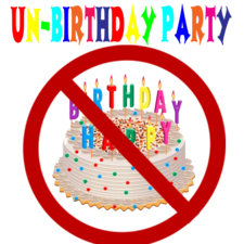 Unbirthday Party
