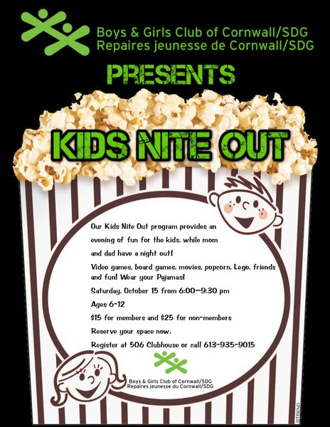 Kids Nite Out 4